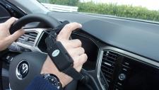Acceleratore wireless per guida disabili