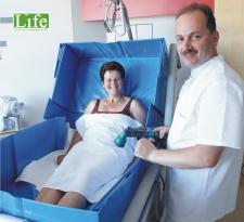 Igiene allettati: AcquaBed, il kit per lavare nel letto anziani, disabili e ammalati