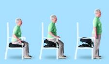 Assistente di seduta elettrico Uplift: il cuscino che aiuta anziani e disabili ad alzarsi e sedersi da soli
