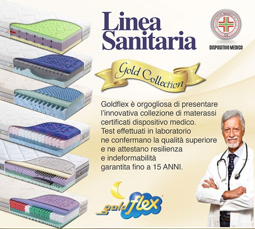 Goldflex Gold Collection