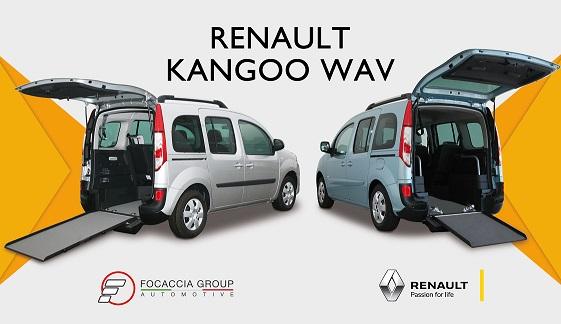 renault kangoo con pianale ribassato trasporto disabili comodo e confortevole. Black Bedroom Furniture Sets. Home Design Ideas