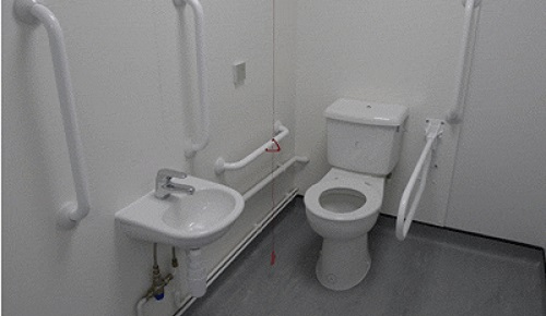 Bagno In Camera Senza Scarico : Consigli per progettare un bagno accessibile disabili