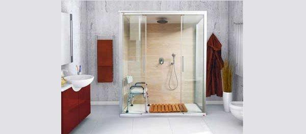 Carrozzina elettronica blazer di disabili abili la super - Box doccia anziani ...