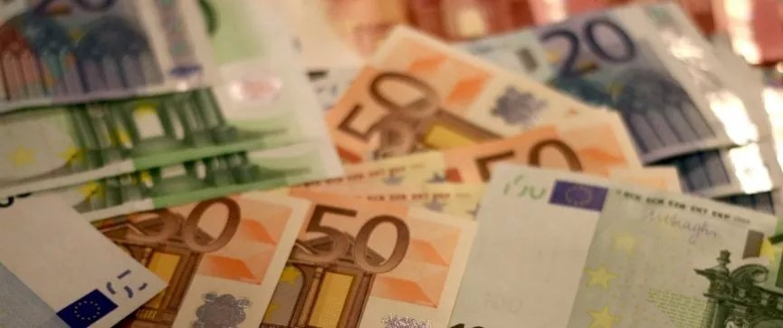 banconote di euro