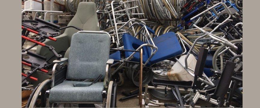 Carrozzine Disabili Usate E Rigenerate Un Progetto Per Avere Prezzi Piu Accessibili Disabili Com