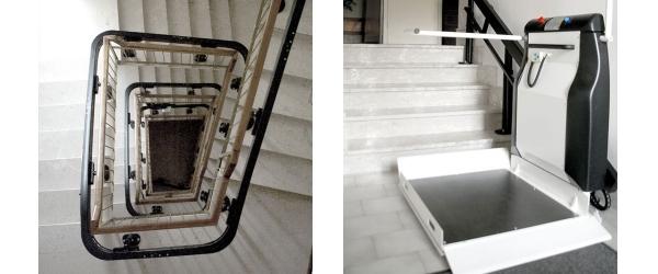 Wc disabili con closomat igiene e pulizia profonde for Piani casa accessibili per disabili