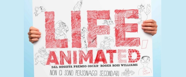 locandina del film Life Animated