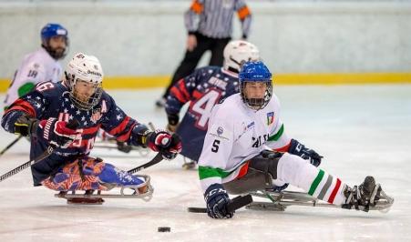 Paralimpiadi invernali PyeongChang 2018 - Bertagnolli, bis d'argento