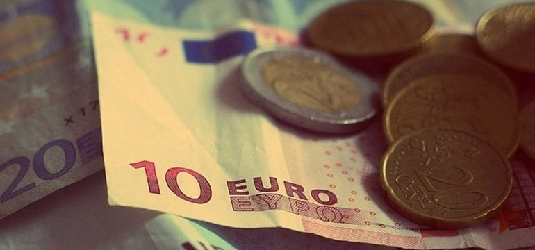 euro in carta e in moneta
