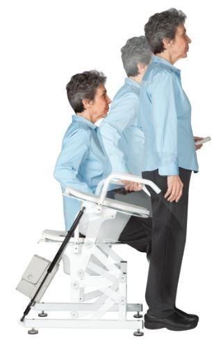 Autonomia in bagno con il sollevatore per wc e bidet autopulente body lift - Letto con sollevatore per disabili ...