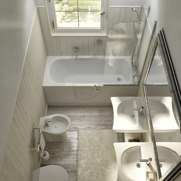 Bagno disabili come farne un ambiente accessibile - Obbligo bagno disabili attivita commerciale ...