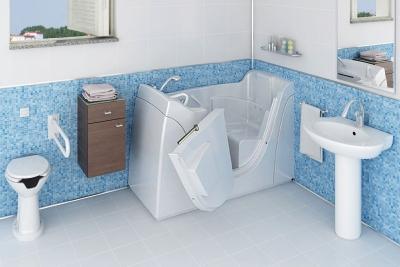 Bagno Per Disabili è Obbligatorio : Bagno bagno in camera dimensioni minime for bagno disabili bagno