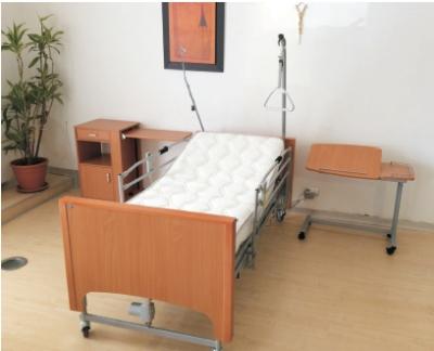 Letto antidecubito per cambi di posizione ogni due ore per prevenire ulcere da pressione - Letto con sollevatore per disabili ...
