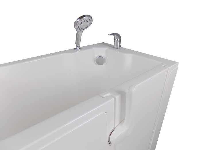 Piccola Vasca Da Bagno Che Si Sta Seduti : Vasche con sportello e vasca doccia con sportello anche per bagni