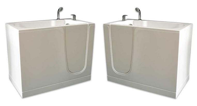 Vasche con sportello e vasca doccia con sportello anche - Vasca da bagno con apertura laterale ...