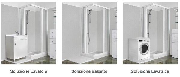 Dimensioni minime bagno disabili con doccia - Bagno disabili con doccia ...