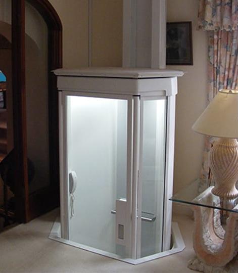Mini ascensori interni per amazing sl sl with mini for Stannah montascale prezzi