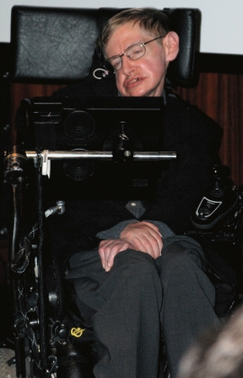 Il software con cui Stephen Hawking comunica diventa open source