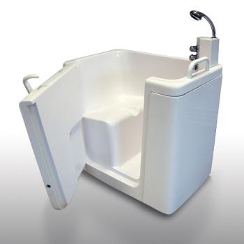 Vasche da bagno per disabili e anziani di linea oceano - Vasca da bagno misure minime ...