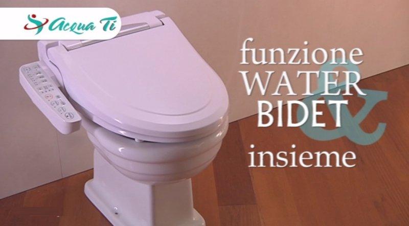 Riduttore Per Wc Disabili.Wc Speciali Per Igiene E Pulizia Profonde Con Acqua Ti Il