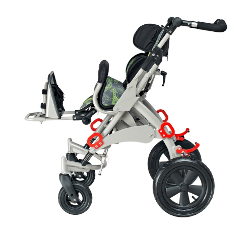 Molto Ursus, il passeggino basculante e regolabile per la postura  SP43