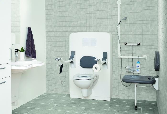 Schema elettrico per bagno disabili impianti elettrici nelle strutture alberghiere - Schemi bagni disabili ...