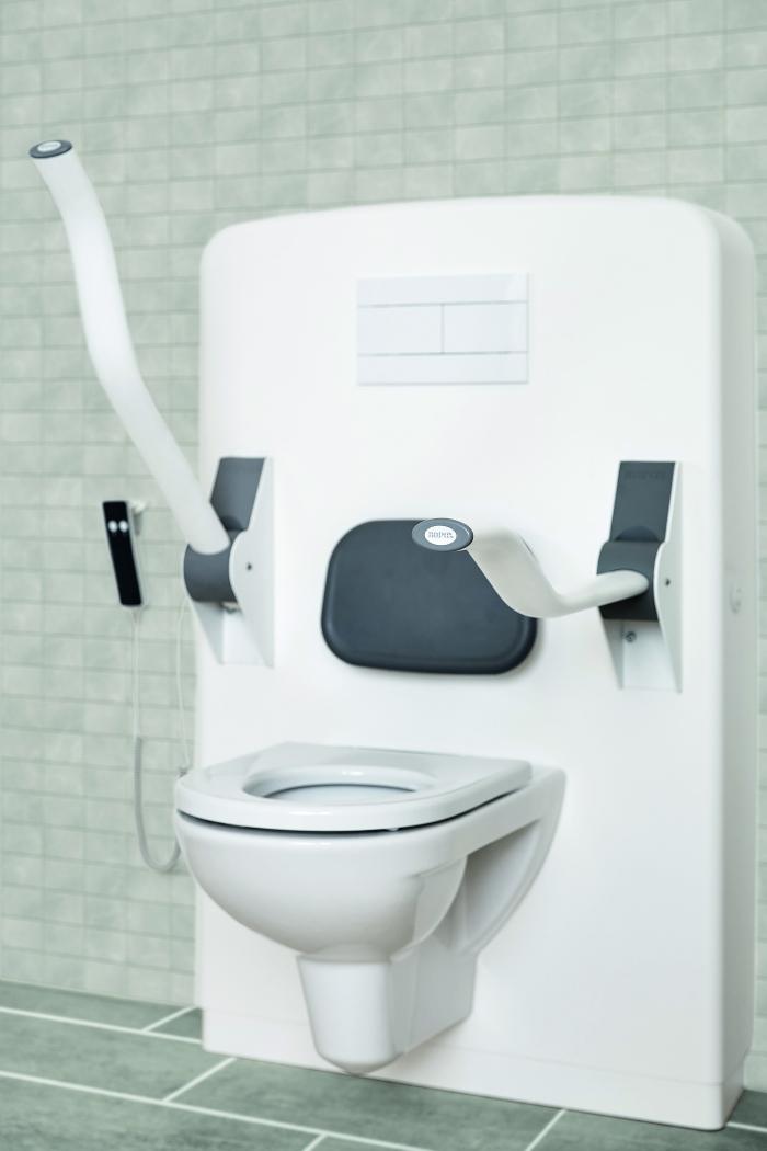 Solleva wc elettrici fai da solo e komodo per bagno - Stufetta elettrica per bagno ...