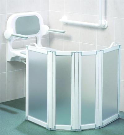 Box Doccia Per Disabili.Bagno Accessibile Di Allmobility La Linea Per La Sicurezza E L