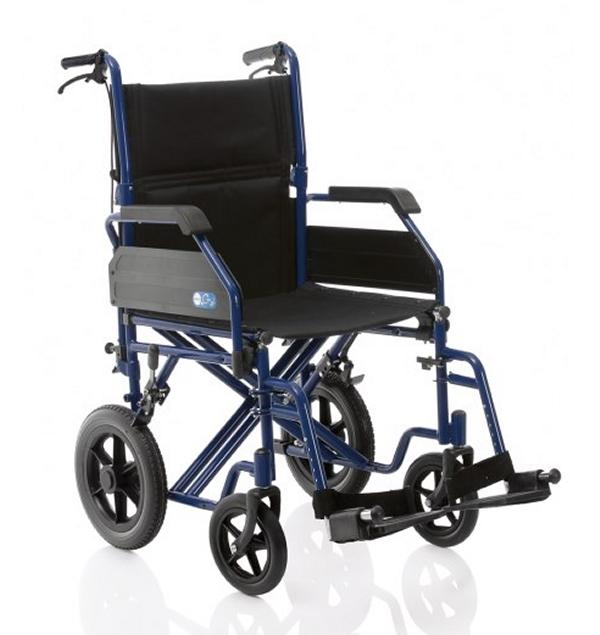 Carrozzine per disabili e anziani dove acquistarle online for Sedia a rotelle ruote piccole