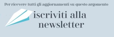 bottoncino newsletter
