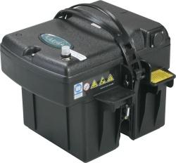 carrozzina pieghevole Kp 10 batterie