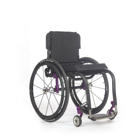Carrozzina ultraleggera aero z da bodytech tutte le - Carrozzina per bagno disabili ...