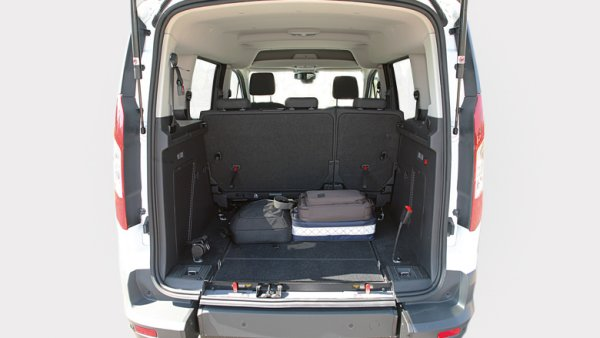 Ford Tourneo Connect Flex Ramp