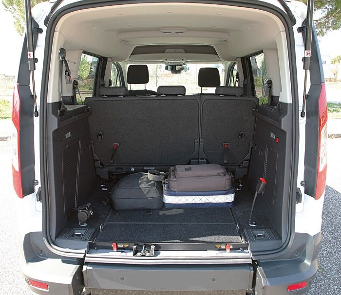 Ford Tourneo Connect Easy Access Ramp