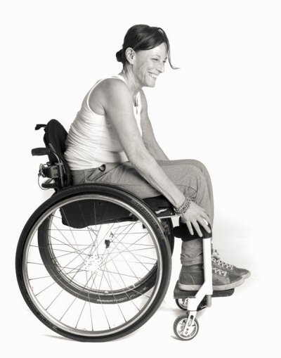 insegnante yoga disabili