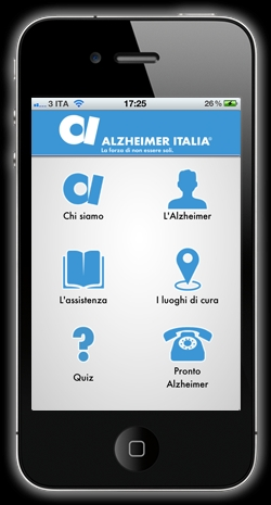 iphone AlzheimerApp