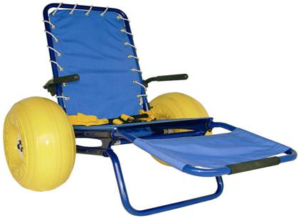 Accessibilita delle spiagge: sempre piu le sedie job nei litorali