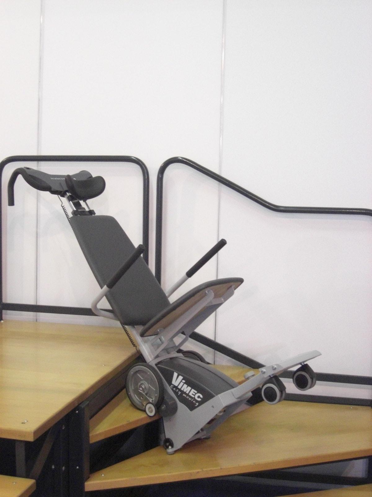 Exposanit 2012 diretta 17 maggio for Sedia elettrica che sale le scale