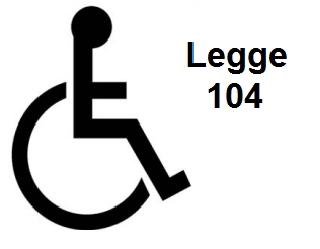 SPECIALE LEGGE 104 - Disabili....