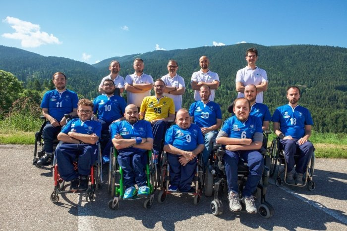nazionale wheelchair hockey