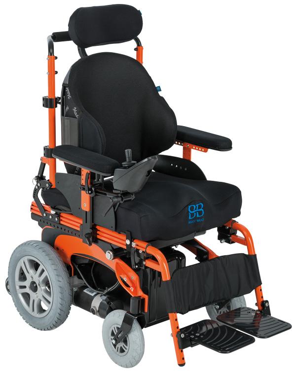 Evo 1 la carrozzina elettronica per interni ed esterni a for Piani domestici accessibili ai disabili