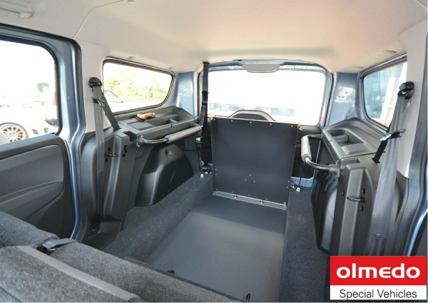 Interno fiat doblo runner level 3