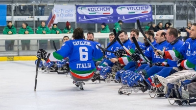 squadra italiana para ice hockey