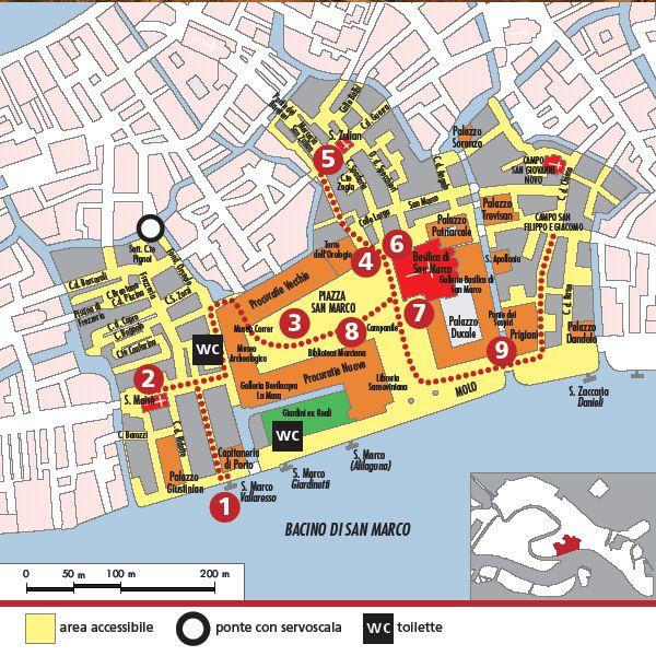 Quanto accessibile Venezia? Alcune informazioni utili per i visitatori