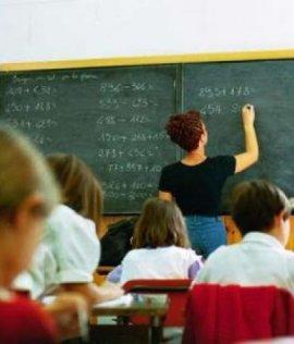 studente di incontri di insegnamento assistente
