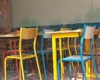 scuola sedie