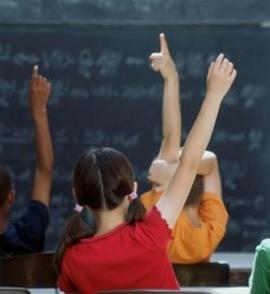 scuola bambini: classe
