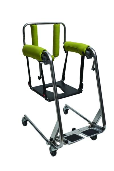 body up evolution, il sollevatore e sedia a rotelle per gli
