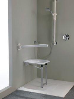 Tecnologia elettronica: Sedili doccia per disabili