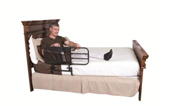 Sponda barriera letto anticaduta life - Letto anziani usato ...